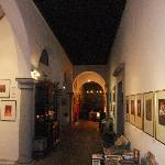 Art Gallery entry