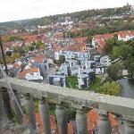 Kolding Byferie from Koldinghaus roof top