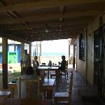 The breezeway patio