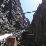 Incline Railway at Royal Gorge Bridge