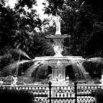 Bilde fra Forsyth Park
