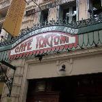 Cafe Tortoni, morning tour