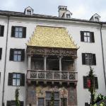 again, the Goldenes Dachl
