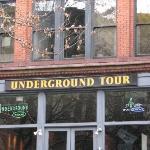 Bilde fra Bill Speidel's Underground Tour