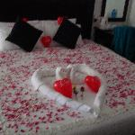 09446300522 to have bed decoration