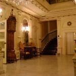 Wonderful lobby
