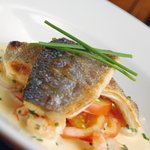 Our Delicious Sea Bass Dish