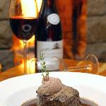 Fillet Steak & Red Wine - Perfection!