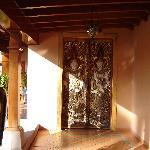 puerta de entrada al spaq
