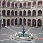 Palacio Nacional Zocalo México City, D.F., México 2004