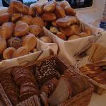 Bread galore!