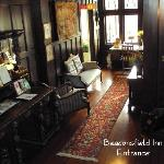 The Beaconsfield front hallway