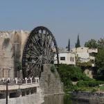 Hama waterwheels