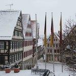 The town of Herrenberg