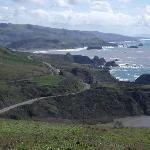 A nice excursion west will take you along the Russian River valley to the PCH