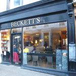 Beckett's coffee shop