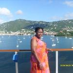 LAVENA ON THE SHIP NICE VIEW............