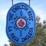 The English Rose / La Rosa Inglesa