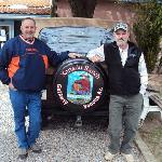 Tad and Steve at Xanadu Ranch