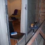 My small balcony