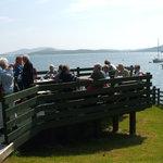The Deck, Isle of Barra