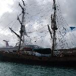 """Tall Ship """"Brig Unicorn"""" from Pirate of the Caribbean"""