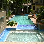 Port Douglas Reef Club pool & spa