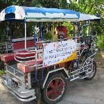 Free Tuk-Tuk Service provided by Sunda Resort
