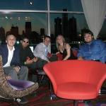 casino lounge hanging out