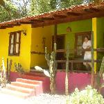 Guanajuato Mexico. Hacienda del Marques. Cabaña