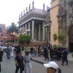 Guanajuato Mexico, Teatro Juarez