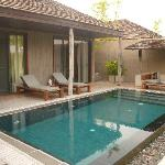 Photo de Muthi Maya Forest Pool Villa Resort