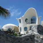 The Shell House...Isla Mujeres