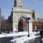 Washington Square Park, Greenwich Village