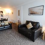 Standard 2 Bedroom Living Space