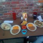 Carane Asada Burrito and Tacos Carne Asada