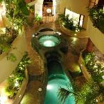 """the jewel of playa""  Maya Villa Gecko pool"