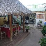 patio et salle de repas