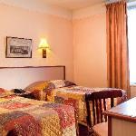chambre double hotel montpensier