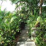 Costa Verde CR walkway for Building B