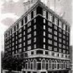 HIstoric Photo of Yorktowne Hotel