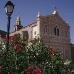 kostel v Sarténe
