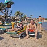 Bästa stranden (hotellets)