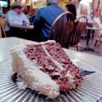 Carrot Cake served at Boondocks Restaurant