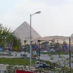 Vista desde el mirador del hotel