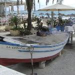 Bares y Restantes sobre el Paseo Marítimo