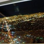Vegas - from the top of the hotel stratosphere
