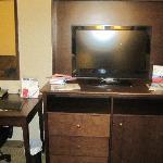 Ramada room TV stand