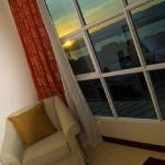 Standard superior Room Window