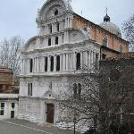 Chiesa de S. Zaccaria desde nuestra ventana